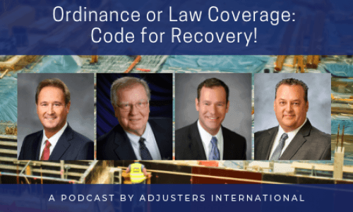 Ordinance or Law Coverage: Code for Recovery! Thumbnail Image