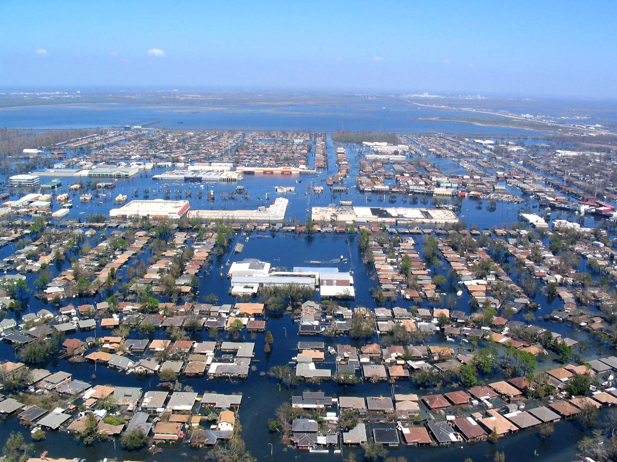 Hurricane Damage Commercial Claims Business Goodman-Gable-Gould/Adjusters International