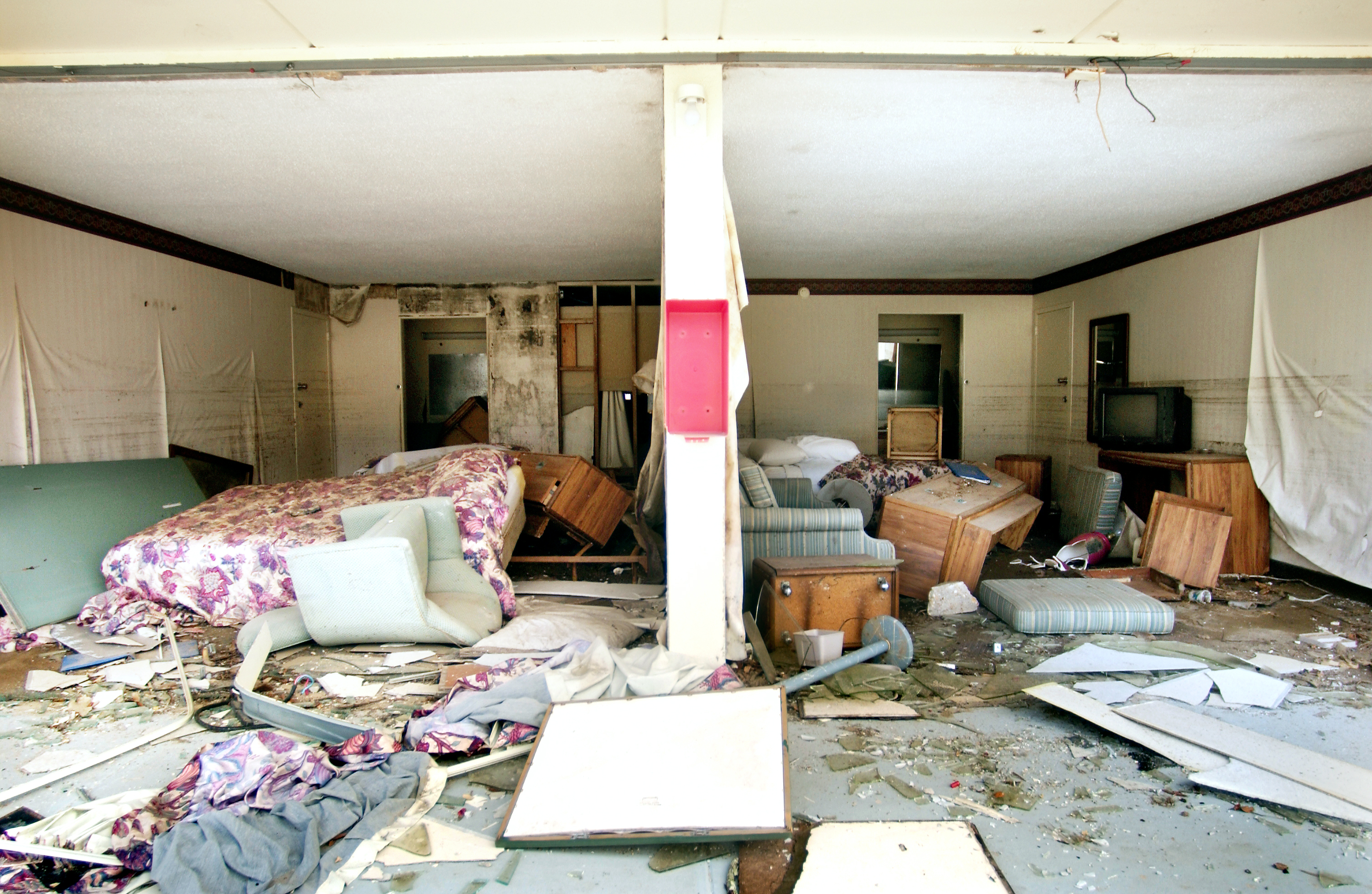 Hurricane Damage Homeowners Residential Insurance Claim Goodman-Gable-Gould/Adjusters International