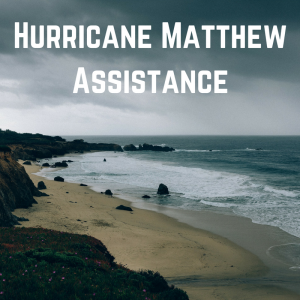 Hurricane Matthew Assistance
