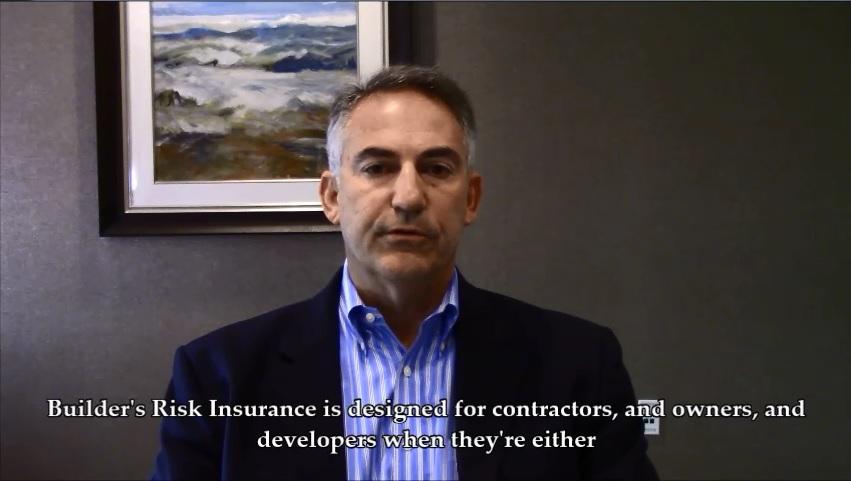 Who needs Builder's Risk Insurance?