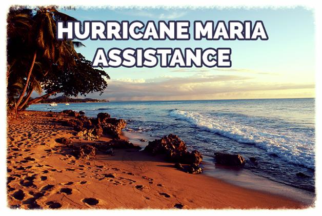 Hurricane Maria Assistance